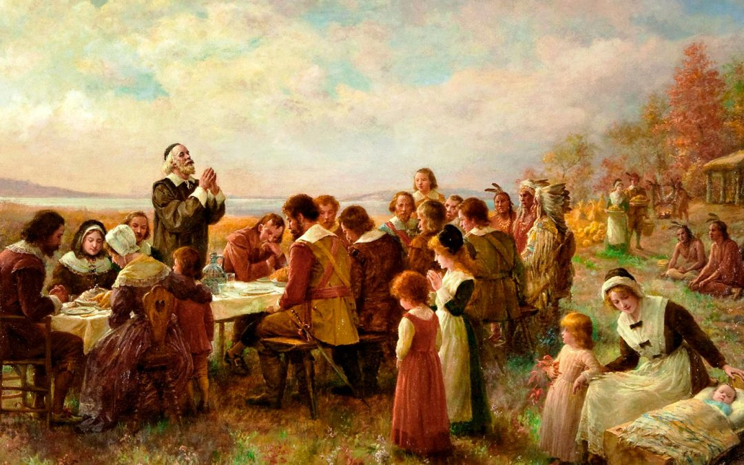 A Thanksgiving Legacy