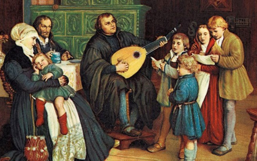 A Singing Reformation