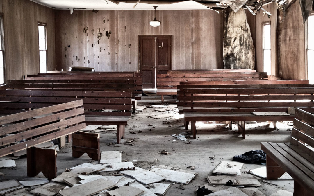 Seven Great Threats to Christ's Church