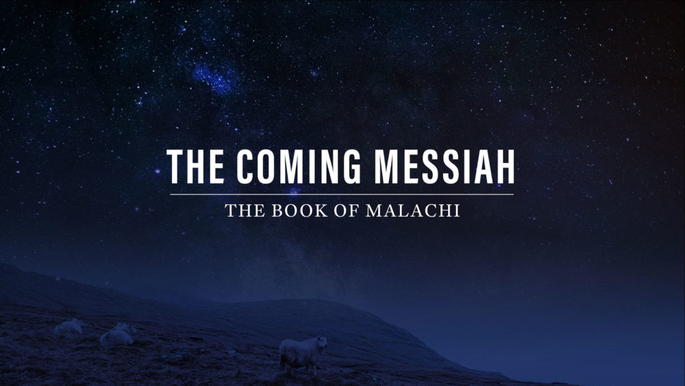 The Coming Messiah Image