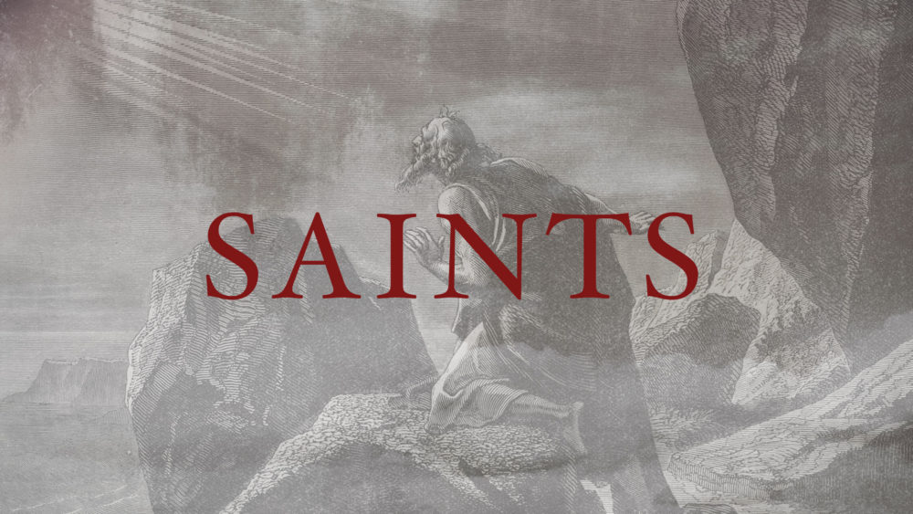 Saints Image