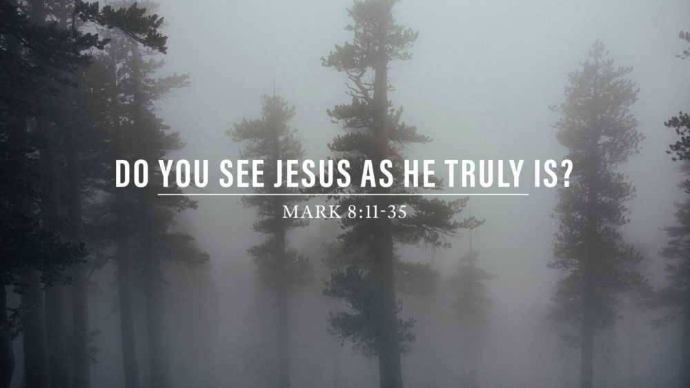 Do You See Jesus as He Truly Is? Image
