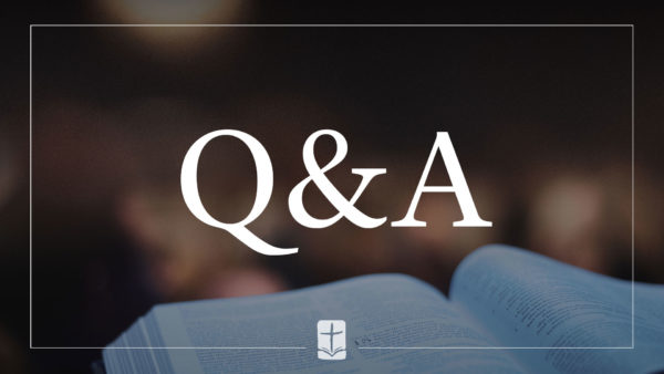 Bible Questions and Answers - Part 10 Image