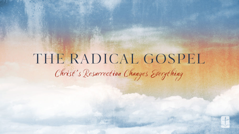 The Radical Gospel Image