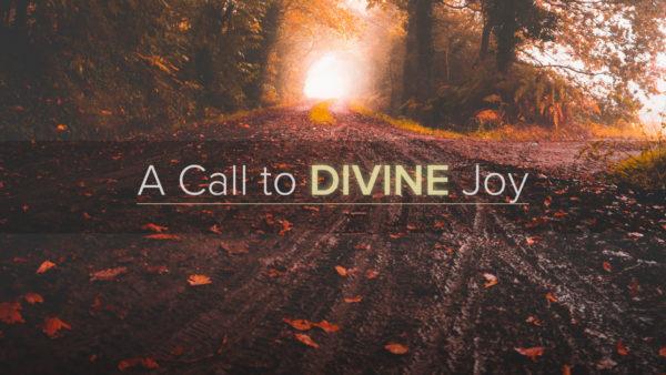Joy in Christ Satisfies Our Souls Image